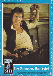 2007 Topps Star Wars 30th Anniversary Trading Cards 23