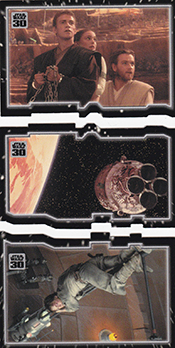 2007 Topps Star Wars 30th Anniversary Trading Cards 25