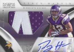Percy Harvin Cards and Rookie Card Guide 2