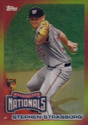 2010 Topps Series 2 Baseball Cards 17