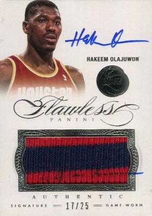 Top Hakeem Olajuwon Cards of All-Time 13