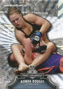 Ronda Rousey MMA Cards and Autographed Memorabilia Guide 2