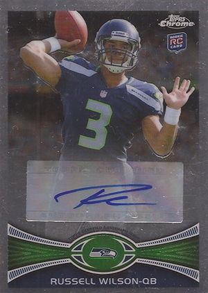 Top 10 Russell Wilson Rookie Cards 5