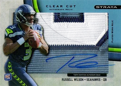 Top 10 Russell Wilson Rookie Cards 6