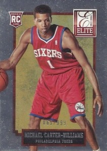 Michael Carter-Williams Rookie Card Checklist and Guide 7