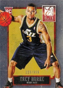 Trey Burke Rookie Cards Checklist and Guide 7
