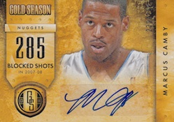 2013-14 Panini Gold Standard Basketball Cards 32