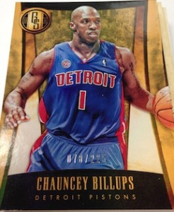 2013-14 Panini Gold Standard Basketball SP Variations Guide 15