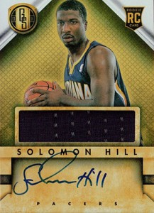 2013-14 Panini Gold Standard Rookie Jersey Autographs Guide 27
