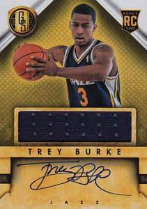 Trey Burke Rookie Cards Checklist and Guide 8