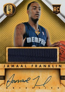 2013-14 Panini Gold Standard Rookie Jersey Autographs Guide 16