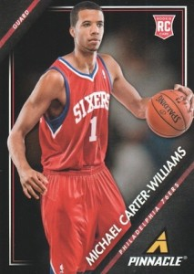 Michael Carter-Williams Rookie Card Checklist and Guide 12