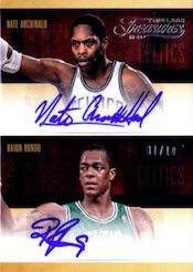 2013-14 Panini Timeless Treasures Basketball Cards 23