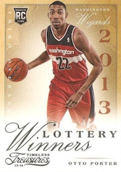 2013-14 Panini Timeless Treasures Basketball Cards 25
