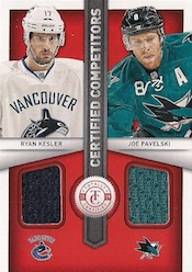 2013-14 Panini Totally Certified Hockey Cards 27
