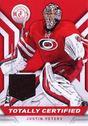 2013-14 Panini Totally Certified Hockey Cards 33