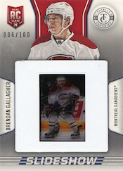 2013-14 Panini Totally Certified Hockey Cards 30