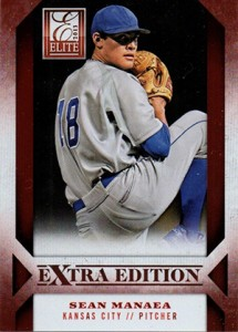 2013 Panini Elite Extra Edition Baseball Variations Guide 19