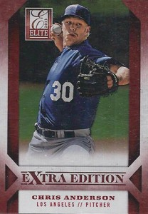 2013 Panini Elite Extra Edition Baseball Variations Guide 9