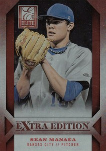 2013 Panini Elite Extra Edition Baseball Variations Guide 20