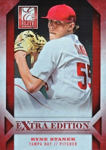 2013 Panini Elite Extra Edition Baseball Variations Guide 18