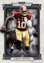 2013 Topps Museum Collection Football Cards 21