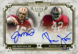 2013 Topps Museum Collection Football Cards 32