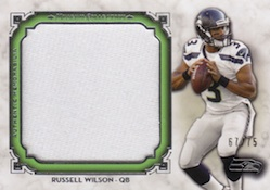 2013 Topps Museum Collection Football Cards 25