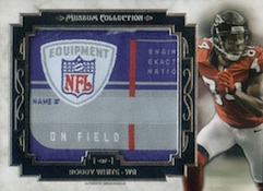 2013 Topps Museum Collection Football Cards 29