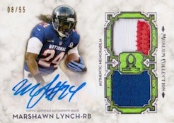2013 Topps Museum Collection Football Cards 35