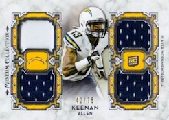 2013 Topps Museum Collection Football Cards 36
