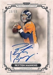 2013 Topps Museum Collection Football Cards 31