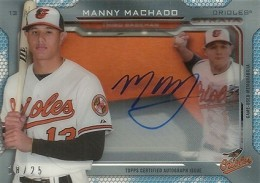The Hottest Cards in 2014 Topps Series 1 Baseball 1