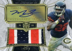 2013 Topps Supreme Football Cards 26