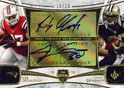 2013 Topps Supreme Football Cards 27