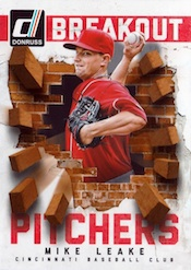 2014 Donruss Baseball Cards 25