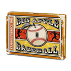 2014 Famous Fabrics Big Apple Baseball Cards
