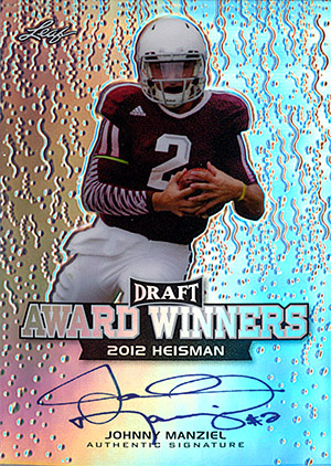 2014 Leaf Metal Draft Football Cards 21