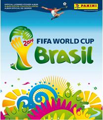 2014 Panini World Cup Soccer Stickers 3