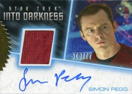 2014 Rittenhouse Star Trek Movies Autographs Gallery and Guide 35