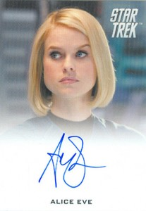 2014 Rittenhouse Star Trek Movies Autographs Gallery and Guide 5