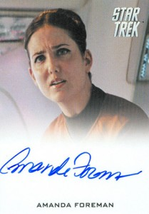 2014 Rittenhouse Star Trek Movies Autographs Gallery and Guide 22