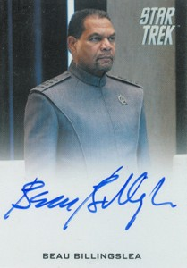 2014 Rittenhouse Star Trek Movies Autographs Gallery and Guide 2