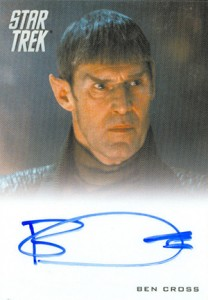 2014 Rittenhouse Star Trek Movies Autographs Gallery and Guide 4