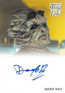 2014 Rittenhouse Star Trek Movies Autographs Gallery and Guide 14