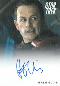 2014 Rittenhouse Star Trek Movies Autographs Gallery and Guide 21