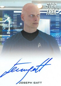 2014 Rittenhouse Star Trek Movies Autographs Gallery and Guide 6