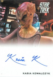 2014 Rittenhouse Star Trek Movies Autographs Gallery and Guide 25