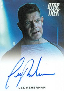 2014 Rittenhouse Star Trek Movies Autographs Gallery and Guide 30