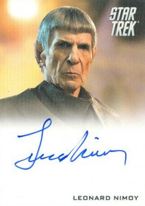 2014 Rittenhouse Star Trek Movies Autographs Gallery and Guide 11